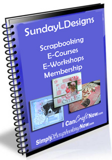 Easy Scrapbooking E-Courses coming soon