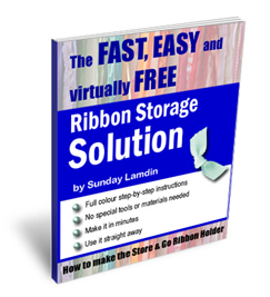 Easy Ribbon Holder ebook