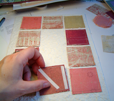 Putting the paper patchwork together