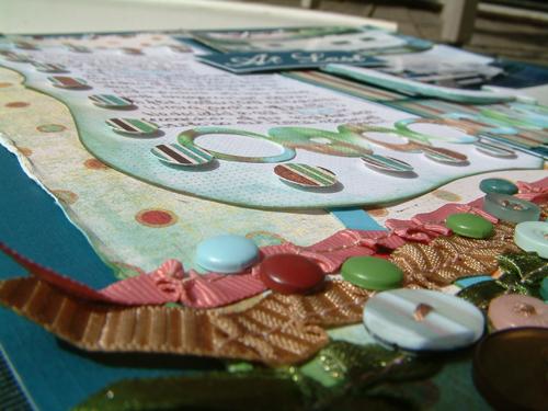 """Close up of Ribbons """"At Last"""" by SundayL"""