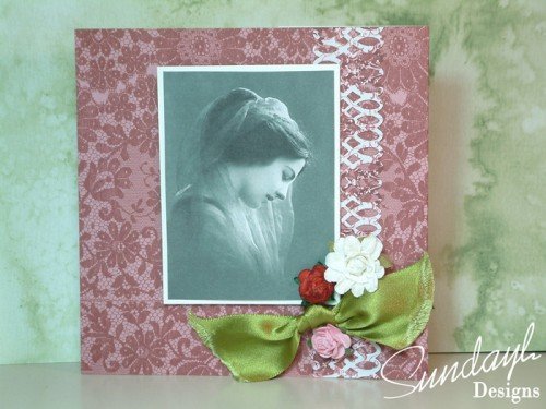 Vintage Card by SundayL Aug10