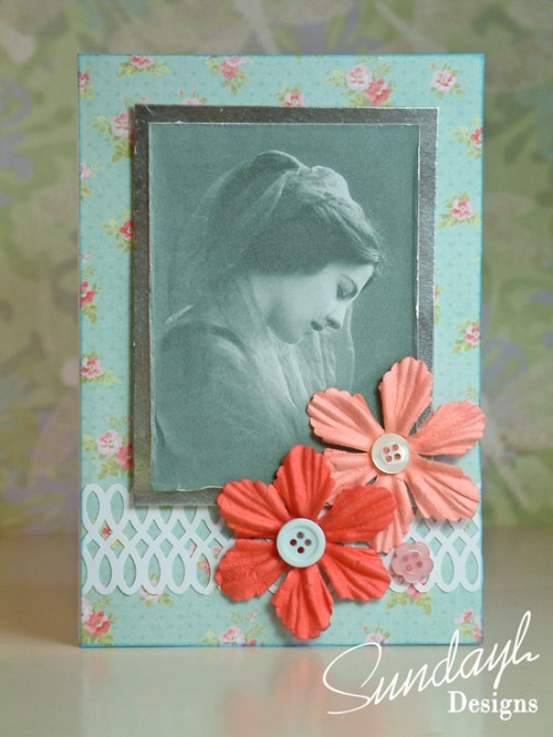 Vintage Style Card by SundayL Aug 17
