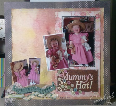 page-layout-mummys-hat by SundayL