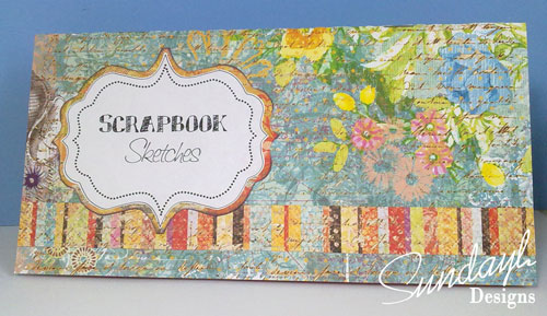 Scrapbook Sketchbook