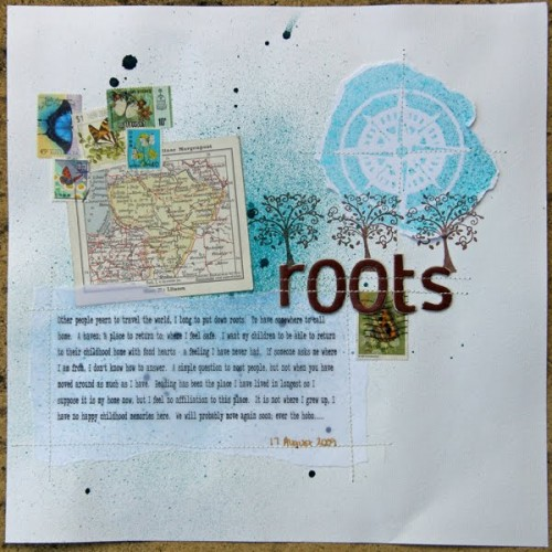 """Roots"" by Siobhan"